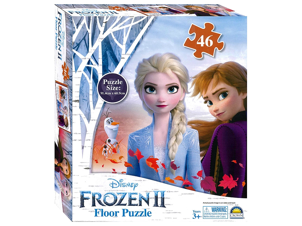 FROZEN 2 FLOOR PUZZLE | Toyworld Frankston | Toyworld Frankston