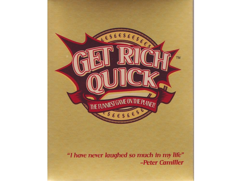 GET RICH QUICK | Toyworld Frankston | Toyworld Frankston