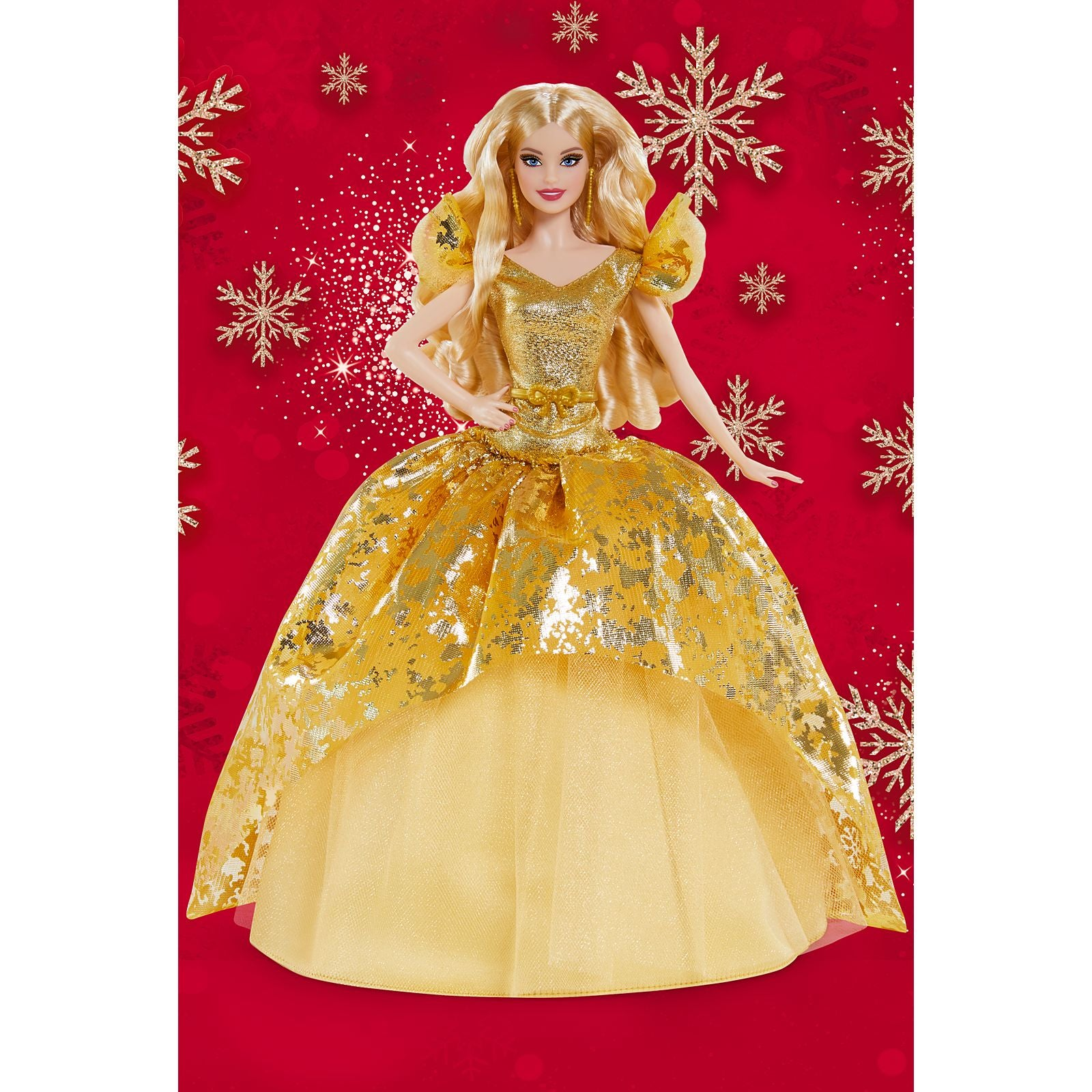 BARBIE COLLECTOR HOLIDAY BARBIE