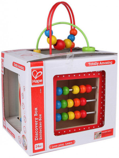 HAPE DISCOVERY BOX | Toyworld Frankston | Toyworld Frankston