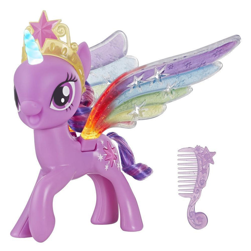 MY LITTLE PONY RAINBOW WINGS TWILIGHT SPARKLE | MY LITTLE PONY | Toyworld Frankston