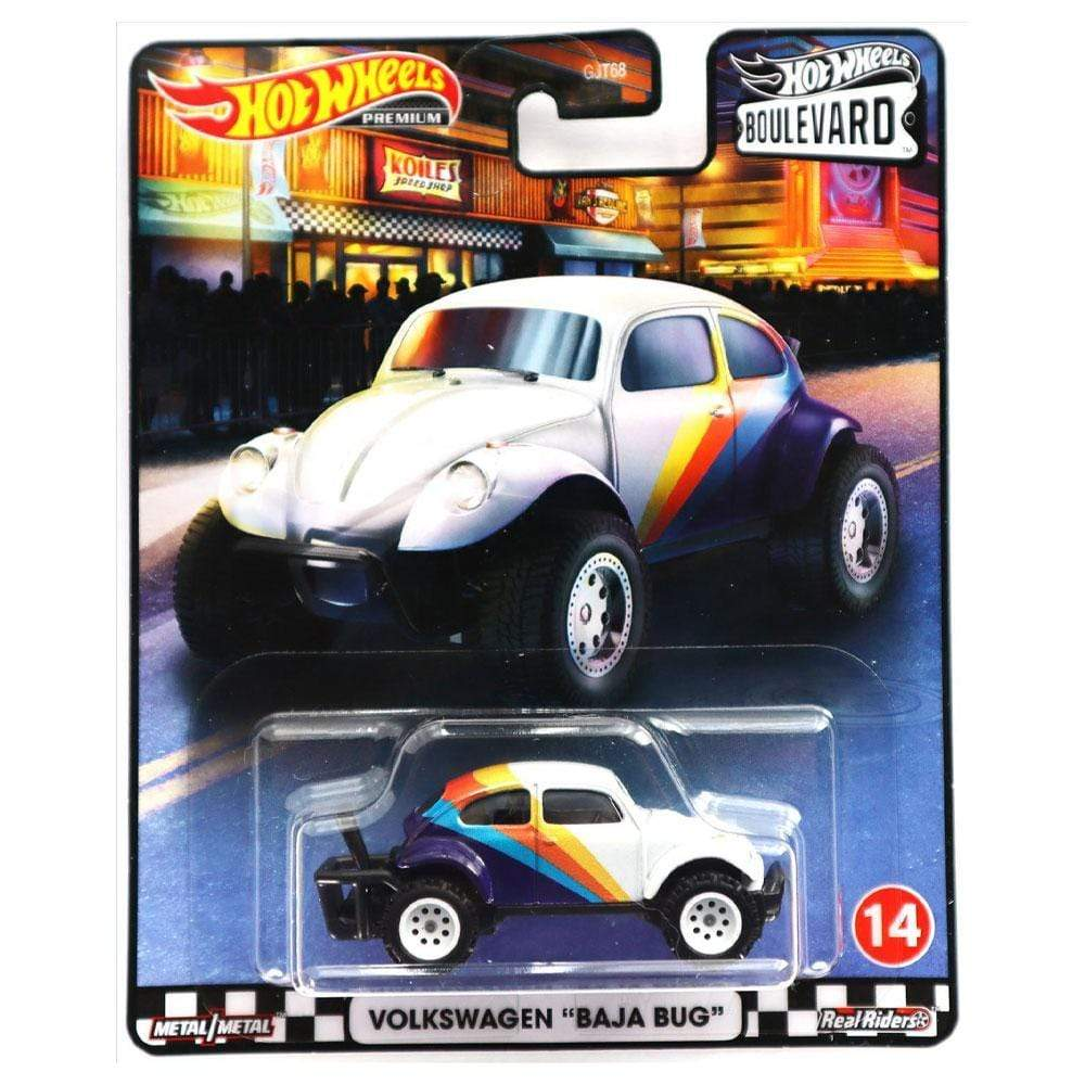 HOT WHEELS BOULEVARD - VOLKSWAGEN BAJA BUG