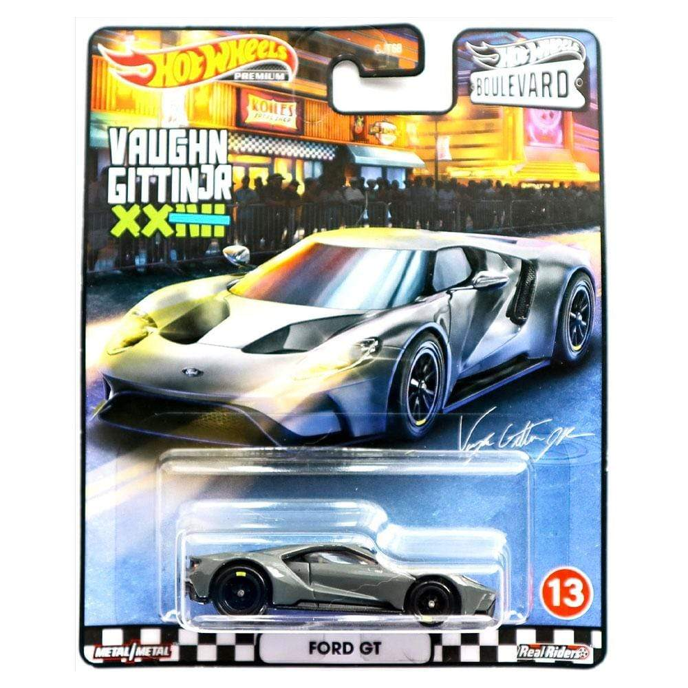 HOT WHEELS BOULEVARD - FORD GT