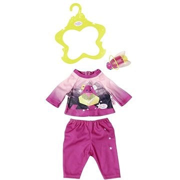 BABY BORN PLAY & FUN NIGHTLIGHT OUTFIT