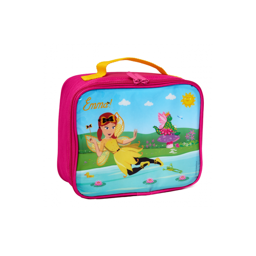 THE WIGGLES EMMA & DOROTHY LUNCH BAG
