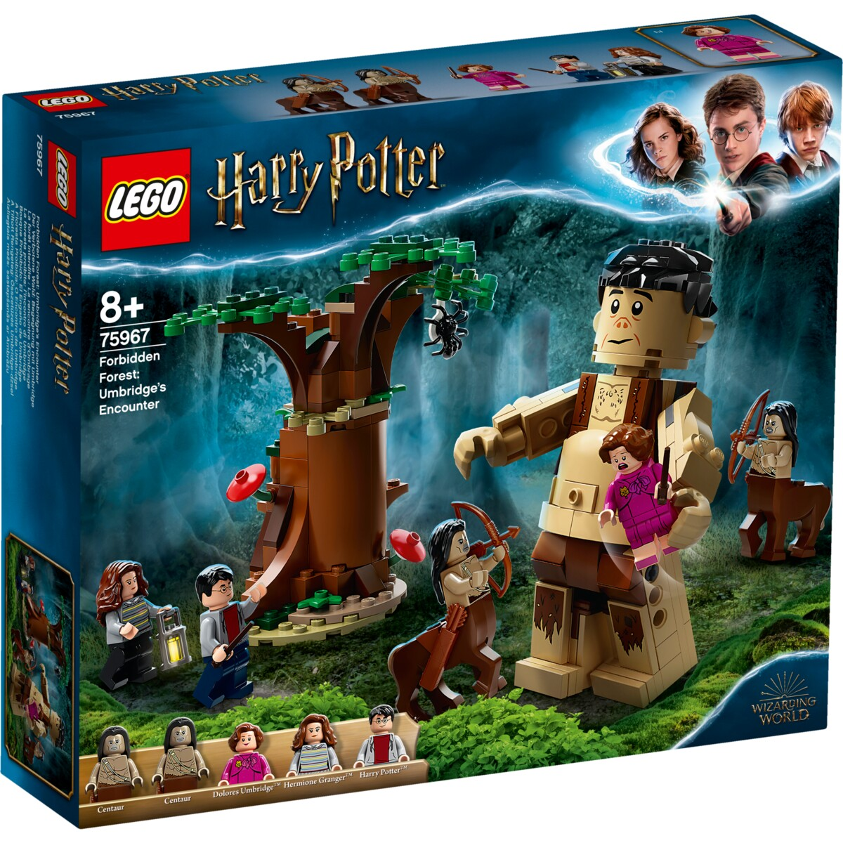 LEGO 75967 FORBIDDEN FOREST: UMBRIDGES ENCOUNTER