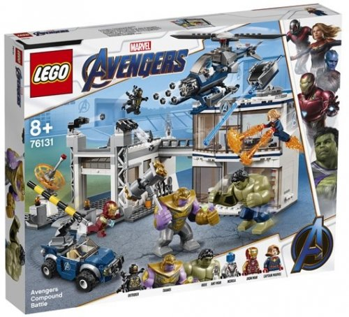 LEGO 76131 AVENGERS COMPOUND BATTLE