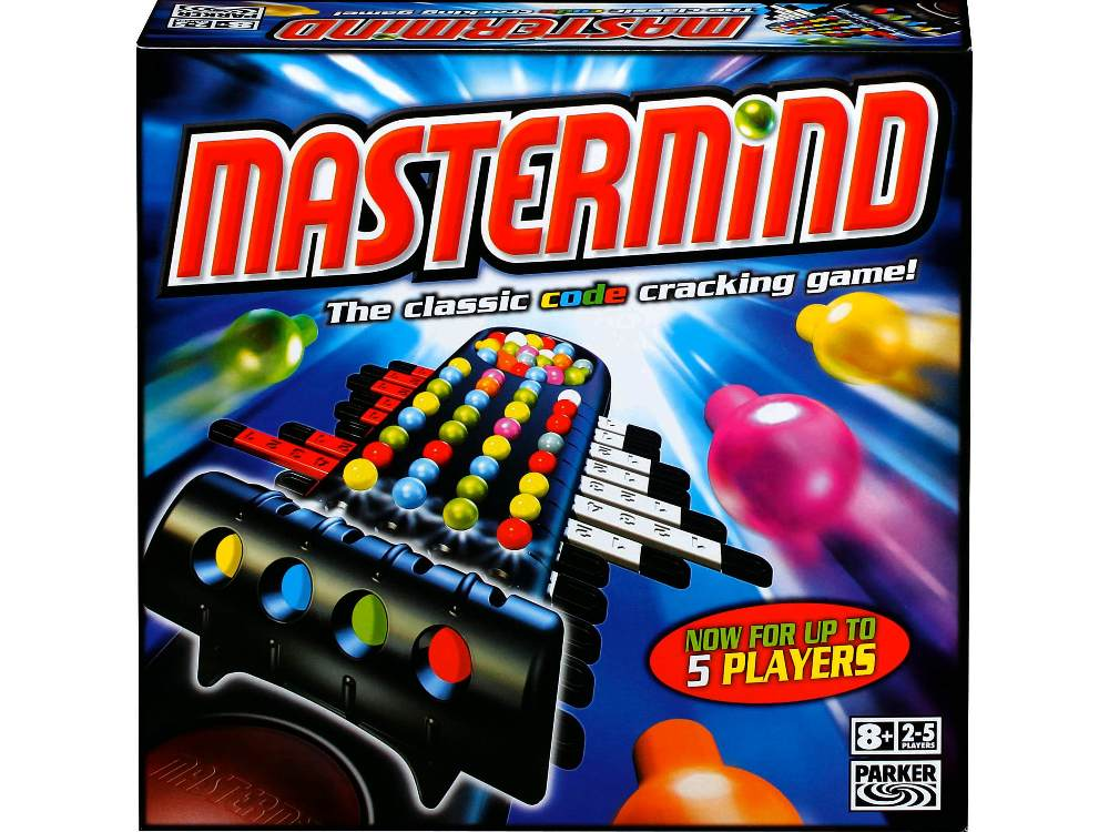 MASTERMIND | HASBRO GAMES | Toyworld Frankston