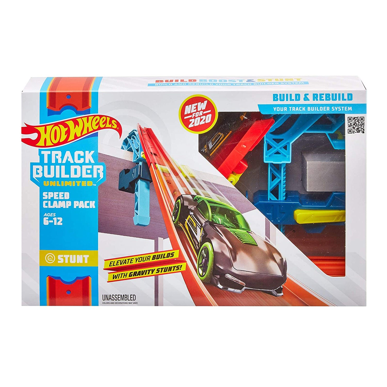 HOT WHEELS TRACK BUILDER COMPONENT