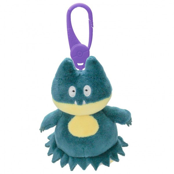 POKEMON PLUSH CLIP ON MUNCHLAX