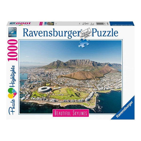 RAVENSBURGER CAPE TOWN 1000PC