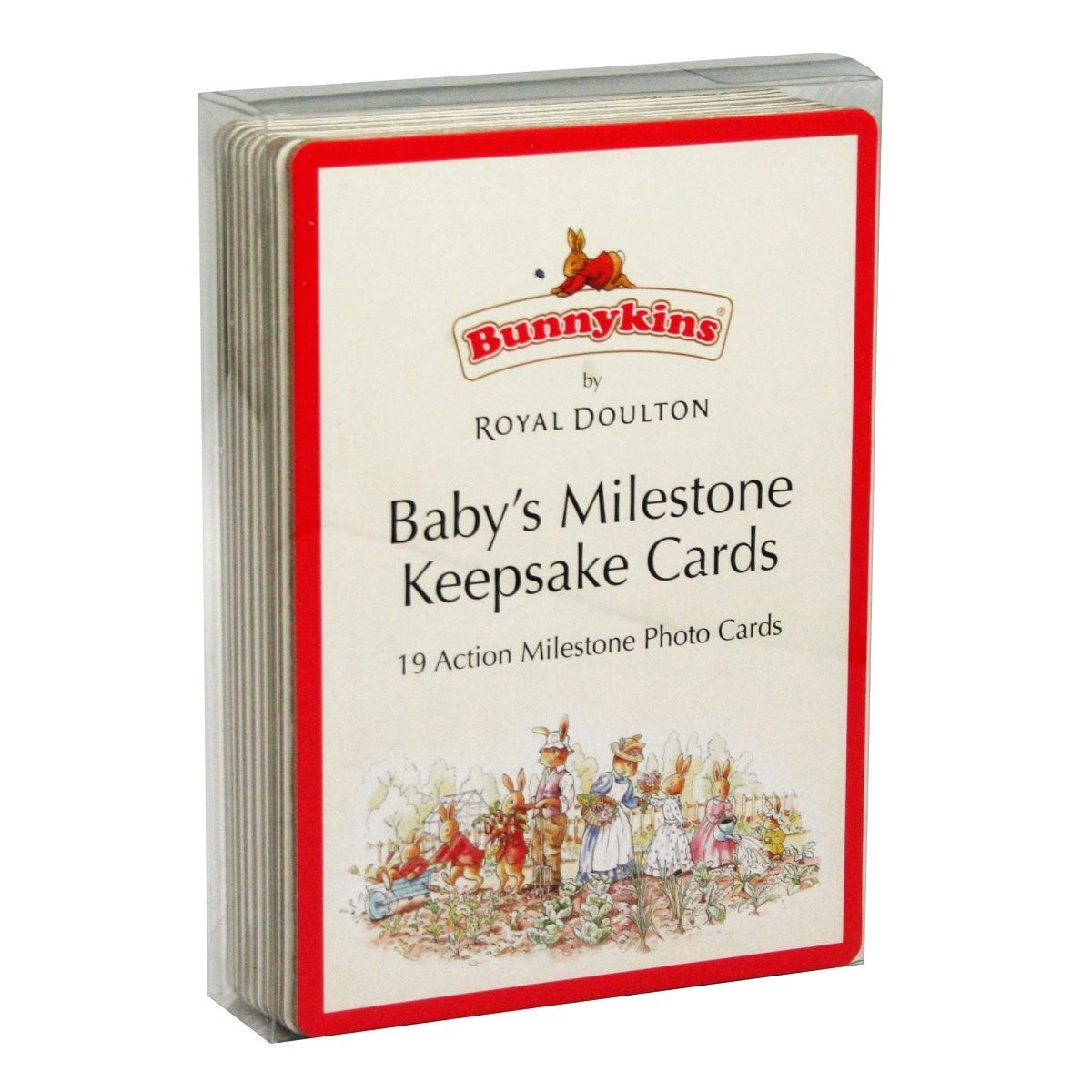 Bunnykins Milestone Cards | Toyworld Frankston | Toyworld Frankston
