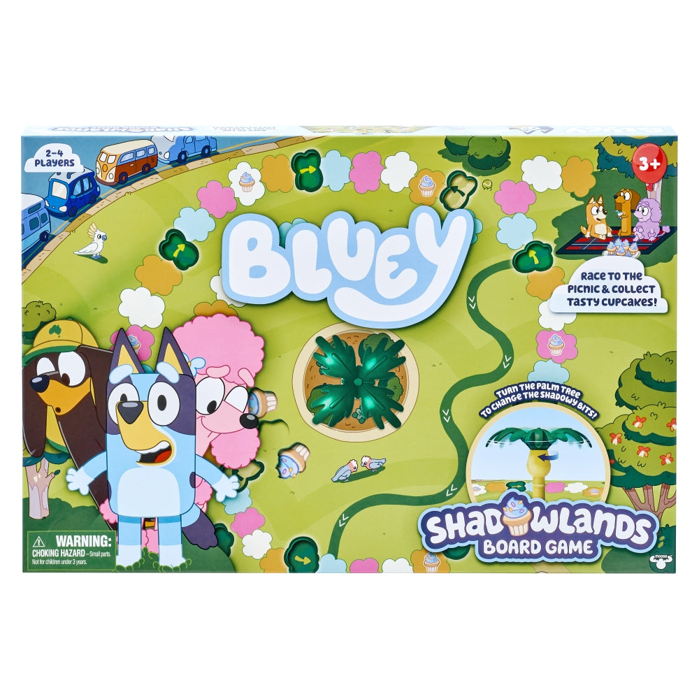 BLUEY S2 BOARD GAME