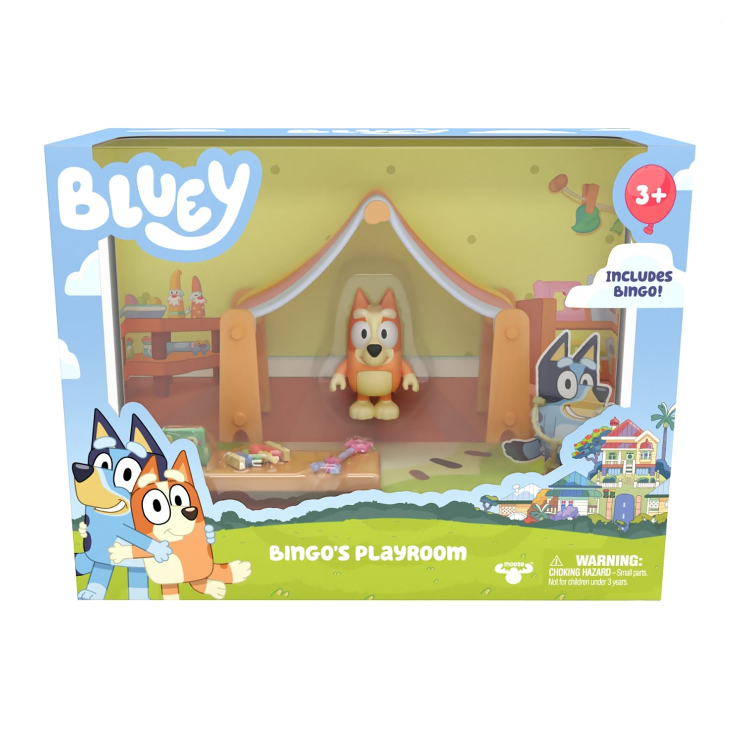 BLUEY S2 MINI PLAYSET - BINGO