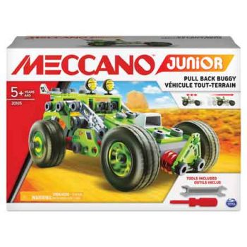MECCANO JUNIOR DELUXE RACECAR ASSORTMENT