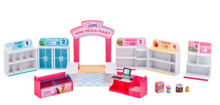 SHOPKINS REAL LITTLES MINI MART