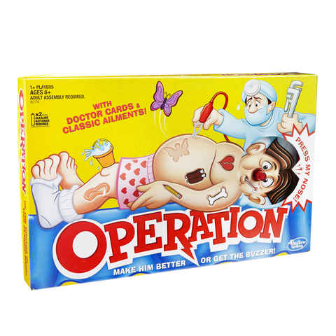 CLASSIC OPERATION - Toyworld Frankston