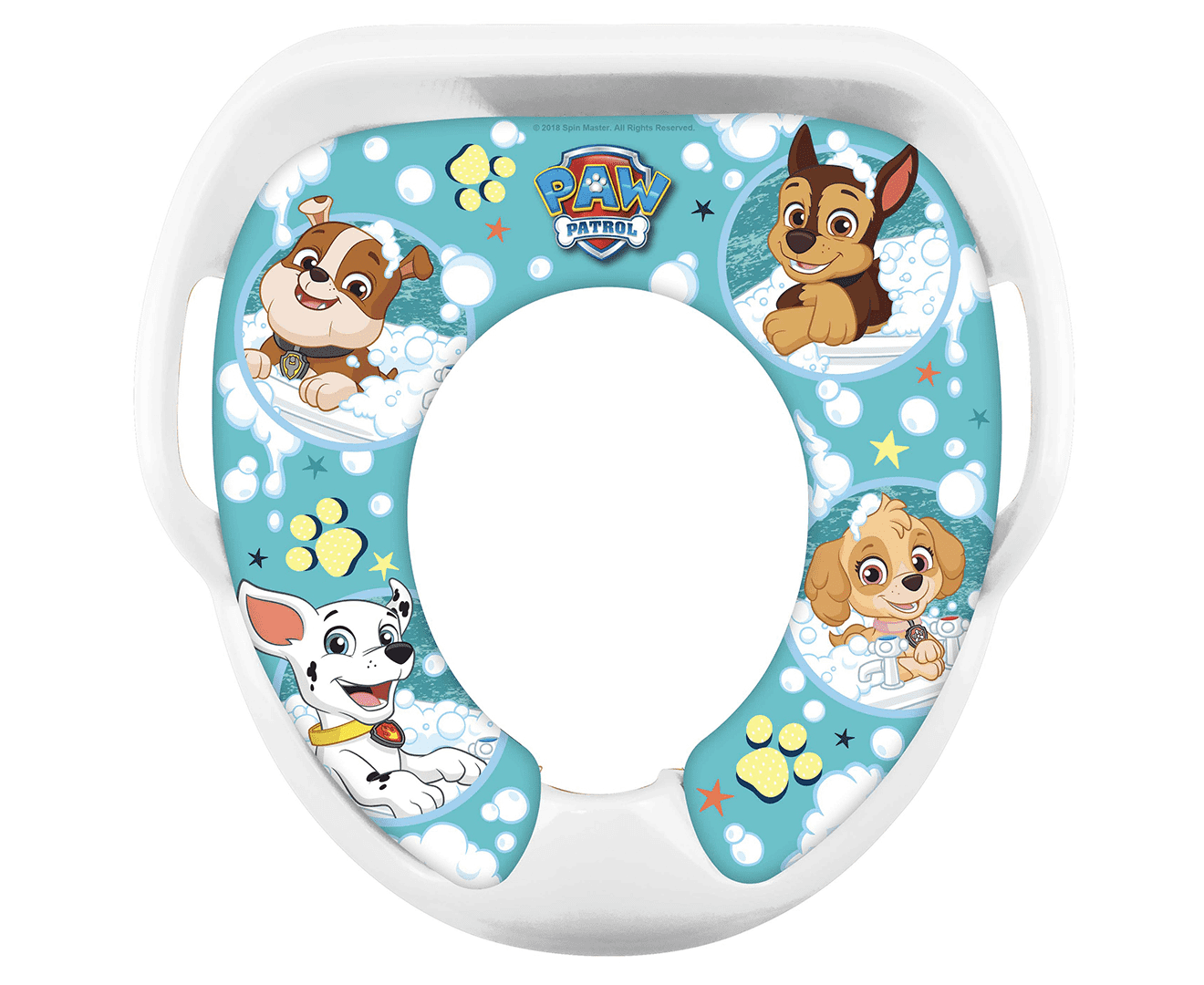 PAW PATROL SOFT POTTY SEAT | PAW PATROL | Toyworld Frankston