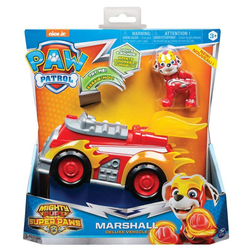 PAW PATROL PUPS SUPER PAWS MARSHALL