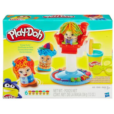 PLAY-DOH CRAZY CUTS | PLAY DOH | Toyworld Frankston