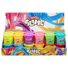 PLAY-DOH SLIME SINGLE CAN AST | PLAY DOH | Toyworld Frankston