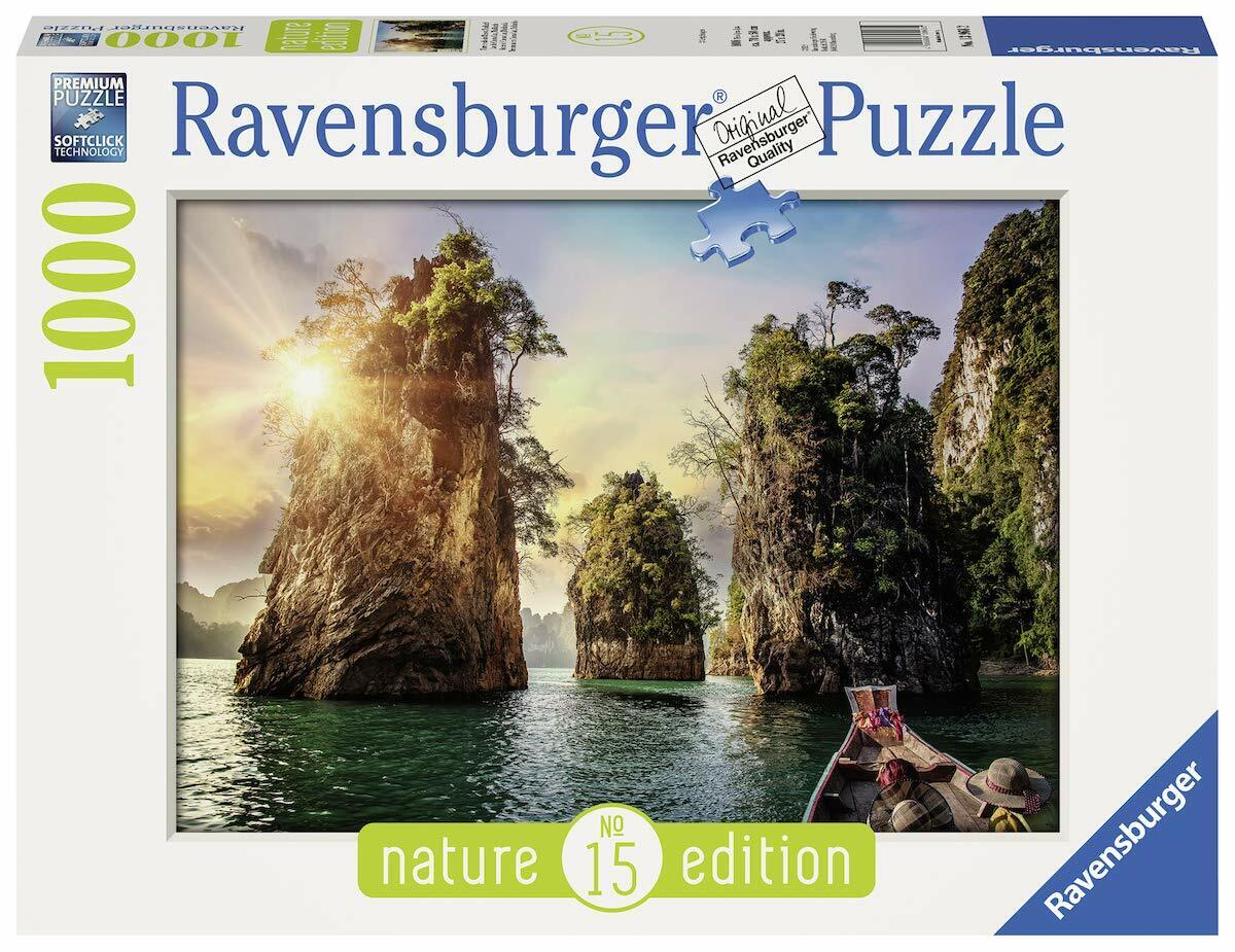 RBURG THE ROCKS IN CHEOW THAILAND 1000PC PUZZLE