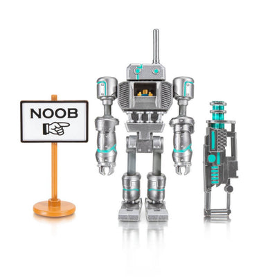 ROBLOX  - IMAGINATION FIGURE - NOOB ATTACK - MECH MOBILITY | Toyworld Frankston | Toyworld Frankston