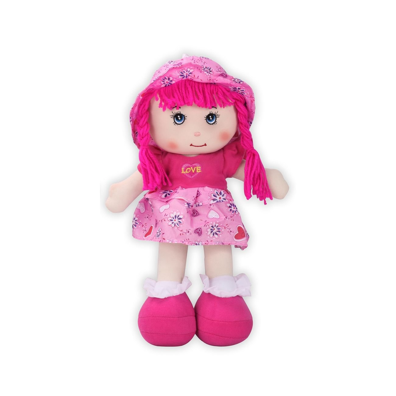 50CM RAG DOLLS ASSORTMENT