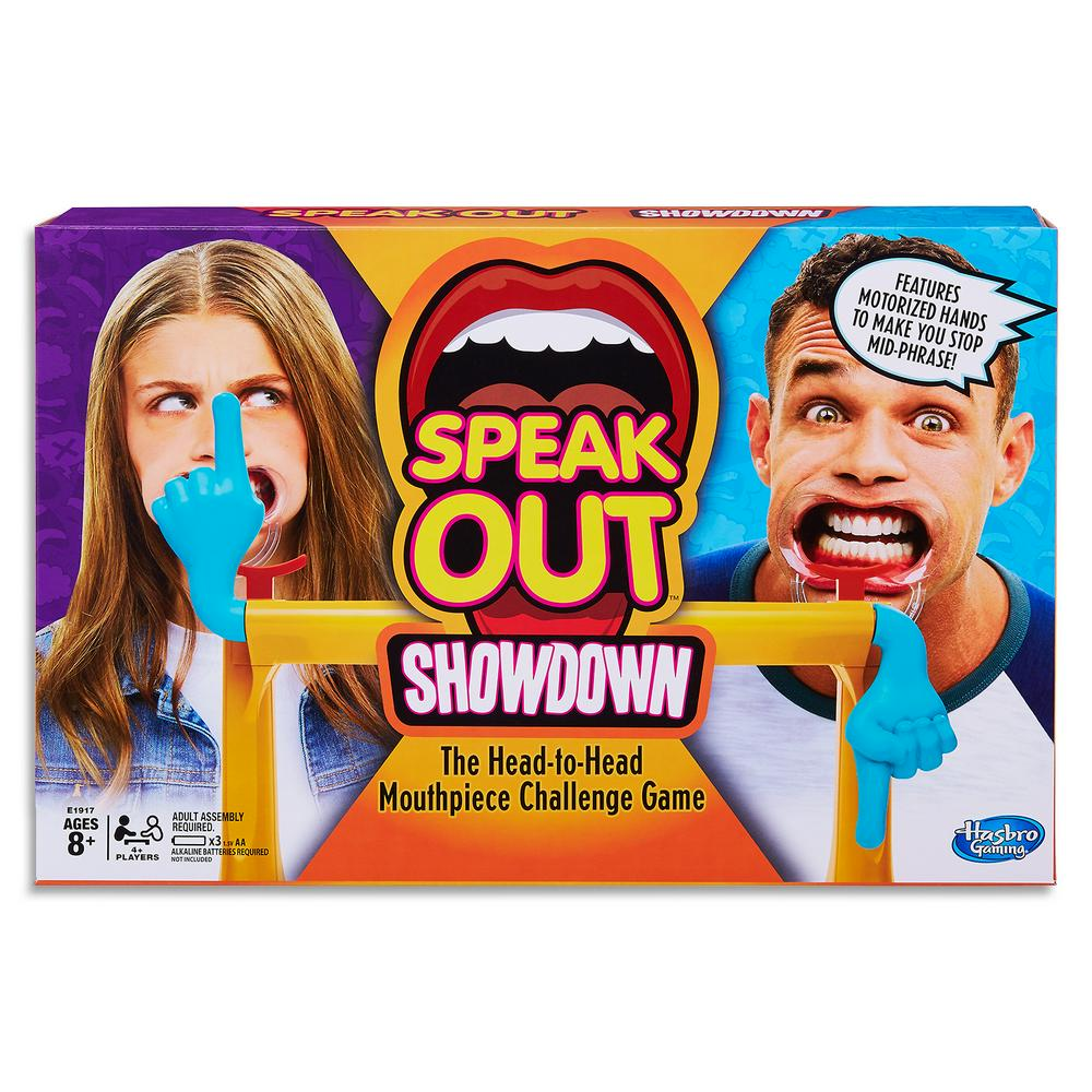 SPEAK OUT SHOWDOWN BOARD GAME | Toyworld Frankston | Toyworld Frankston