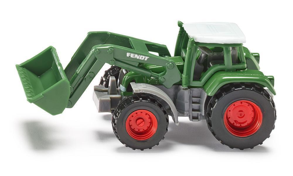 SIKU - FENDT TRACTOR WITH FRONT LOADER