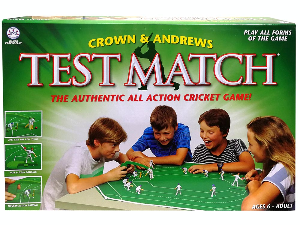 TEST MATCH GAME (NEW) | Toyworld Frankston | Toyworld Frankston
