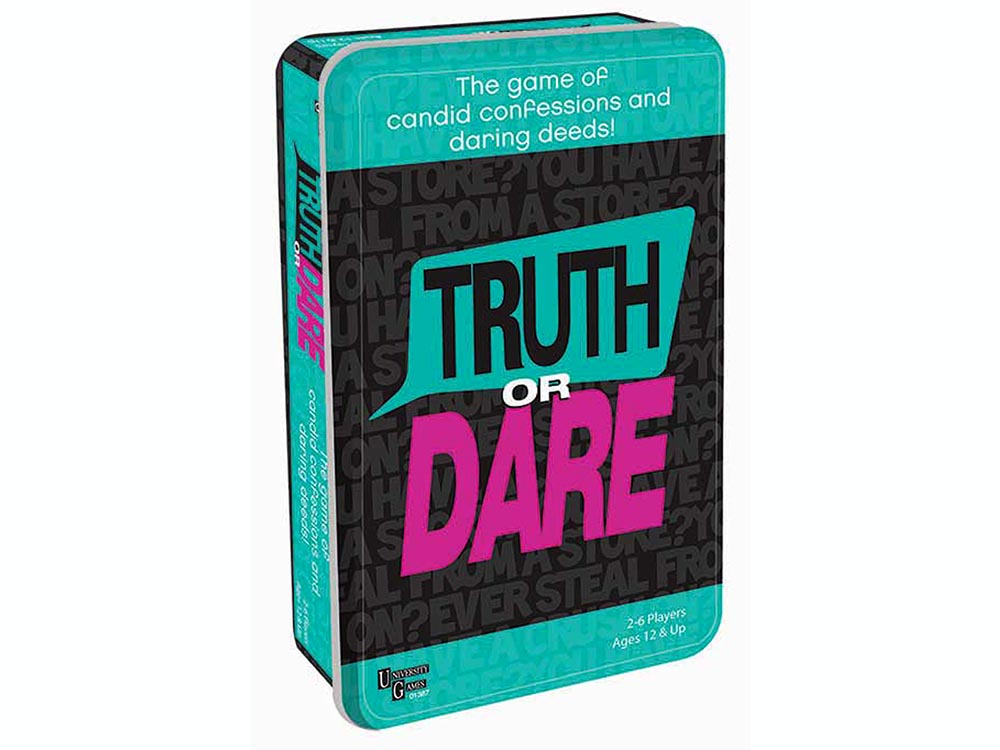 TRUTH OR DARE TIN | Toyworld Frankston | Toyworld Frankston