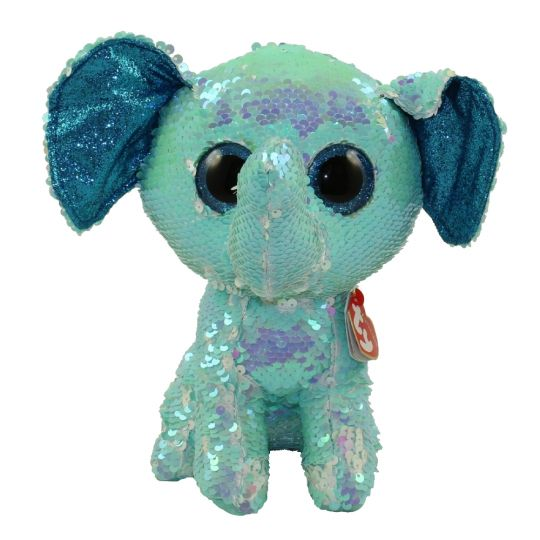 BEANIE BOOS STUART THE ELEPHANT REG | TY BEANIES | Toyworld Frankston