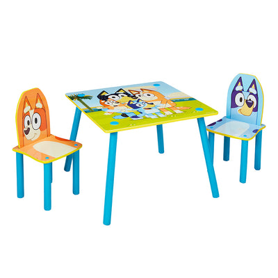 BLUEY TABLE AND CHAIR SET