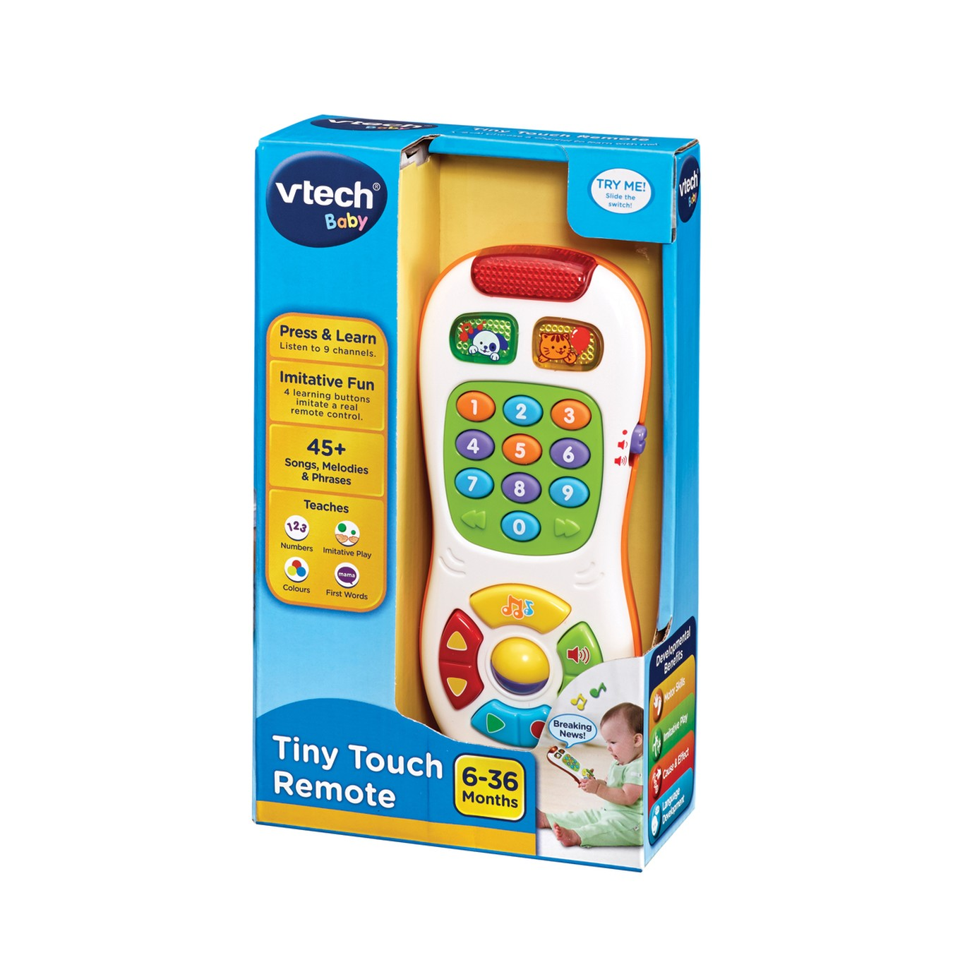 TINY TOUCH REMOTE