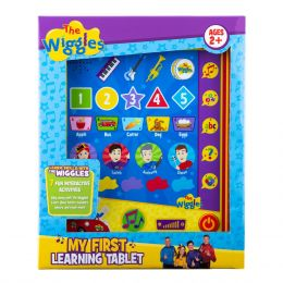 WIGGLES FIRST LEARNING TABLET | WIGGLES | Toyworld Frankston