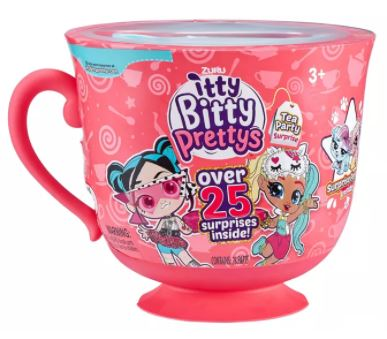 ITTY BITTY PRETTYS - TEA PARTY BIG TEA CUP