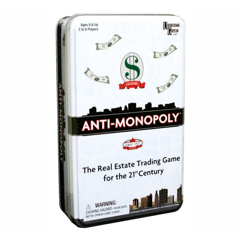 ANTI-MONOPOLY TIN | Toyworld Frankston | Toyworld Frankston