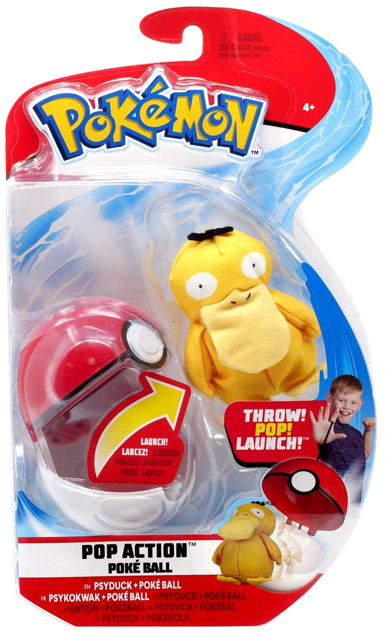 POKEMON POP ACTION POKEBALL PSYDUCK