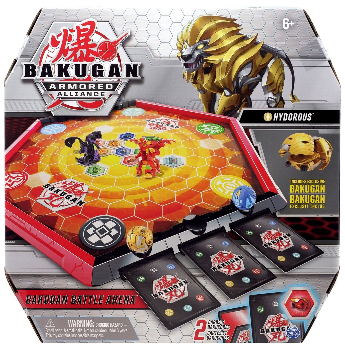 BAKUGAN BATTLE ARENA SEASON 2