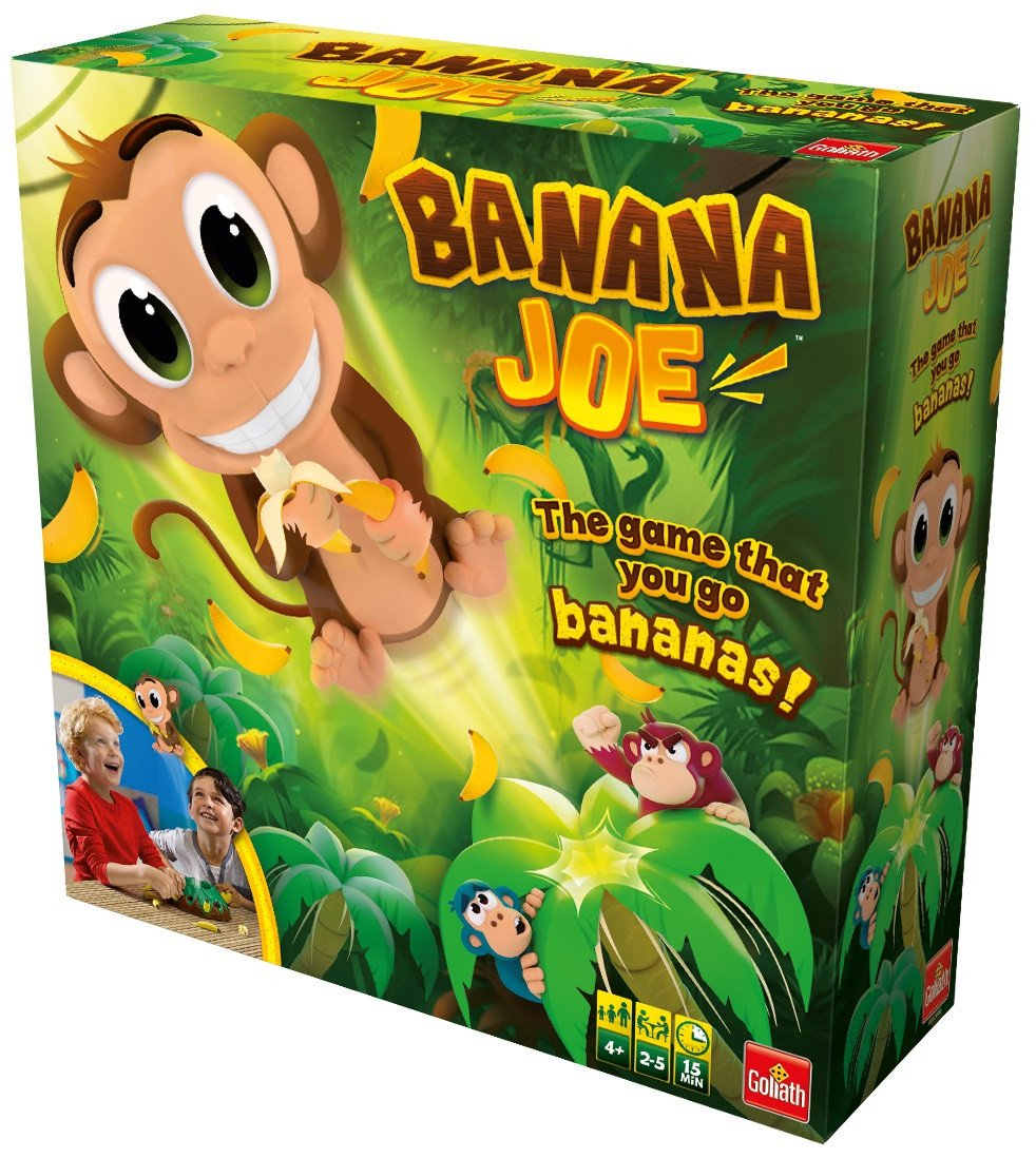 BANANA JOE BOARD GAME | Toyworld Frankston | Toyworld Frankston