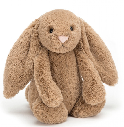 JELLYCAT BASHFUL BUNNY BISCUIT SMALL