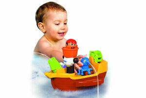 BATHTIME PIRATE SHIP