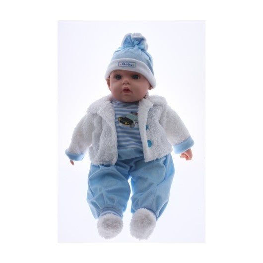BABY DOLL LUCAS BLUE