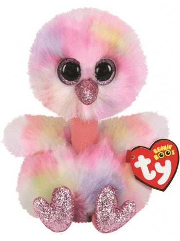 BEANIE BOOS AVERY THE OSTRICH REG | Toyworld Frankston | Toyworld Frankston