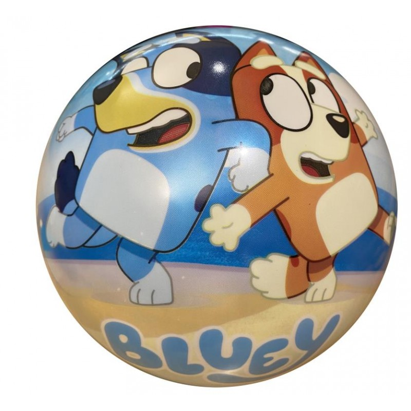 BLUEY PLAY BALL