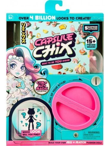 CAPSULE CHIX CTRL+ALT+MAGIC | CAPSULE CHIX | Toyworld Frankston