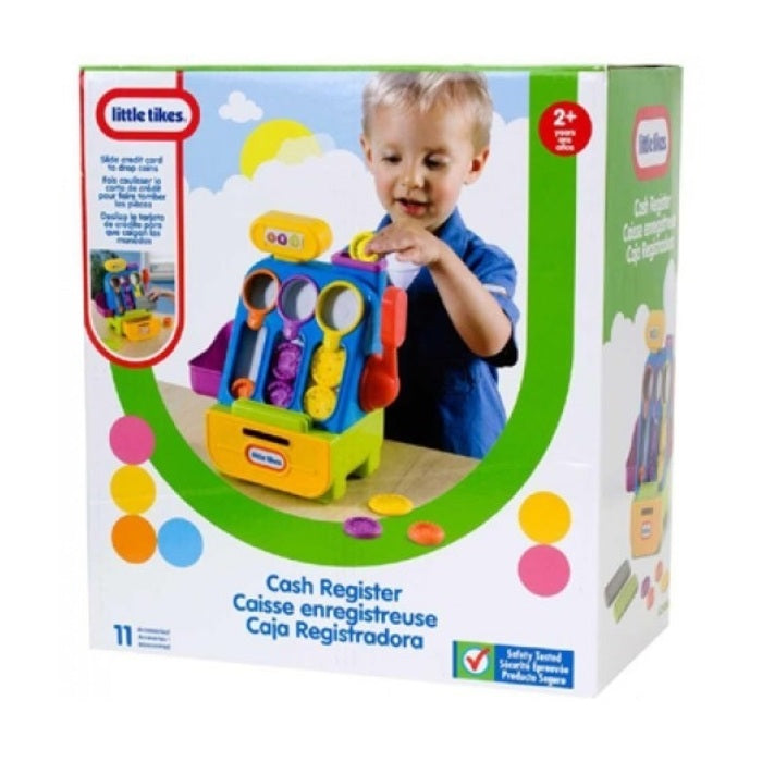 LITTLE TIKES COUNT PLAY CASH REGISTER | LITTLE TIKES | Toyworld Frankston
