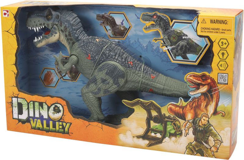 DINO VALLEY INTERACTIVE T-REX