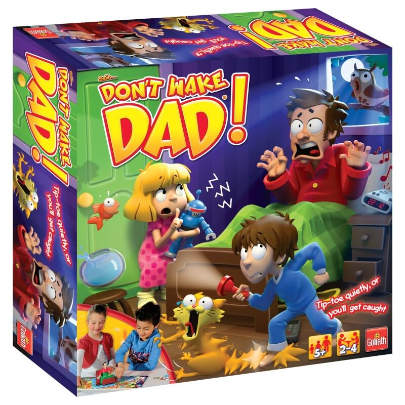DONT WAKE DAD GAME | Toyworld Frankston | Toyworld Frankston